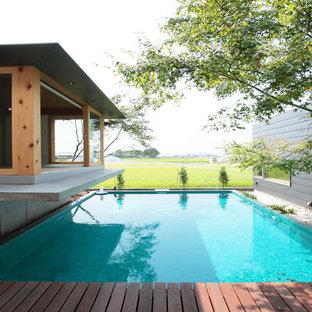 高崎・菅谷のプールのある家(コートハウス)