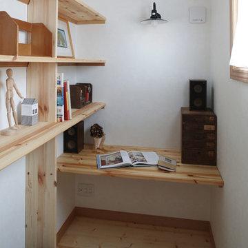 おうちカフェのある家