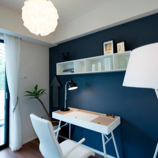 Houzz | 50+ Best Beach Style Tokyo Suburbs Home Office Pictures   Beach  Style Tokyo Suburbs Home Office Design Ideas   Decorating U0026 Remodel  Inspiration