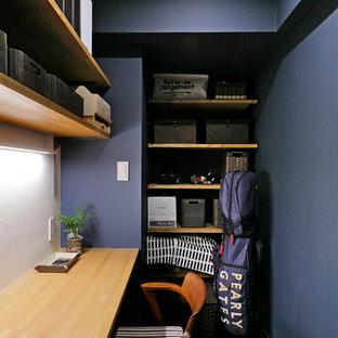 На фото: кабинеты в скандинавском стиле