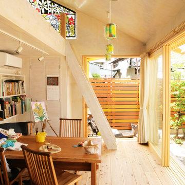 加藤先生の家