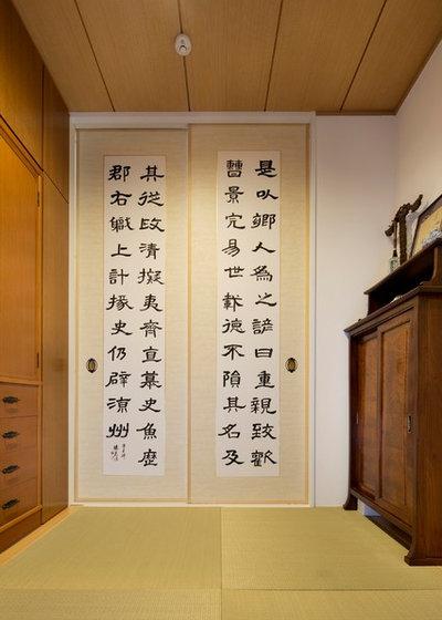 モダン ホームオフィス・書斎 by 株式会社ヴァンクラフト空間環境設計