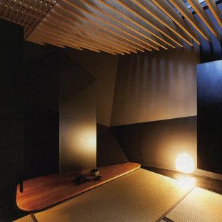 横浜の和風のおしゃれなホームオフィス・仕事部屋の写真
