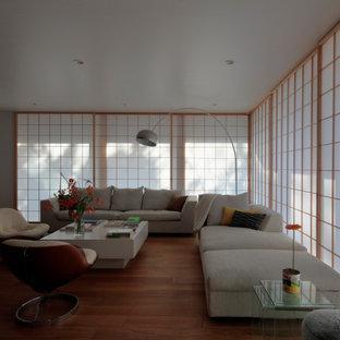 Asiatisches Arbeitszimmer in Tokio