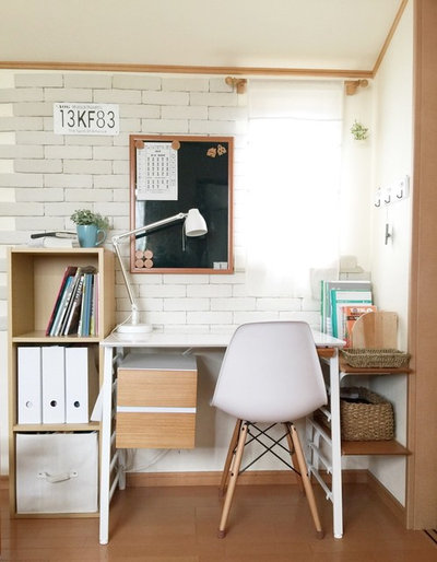 Scandinavian Home Office by Mama-LifeStyling
