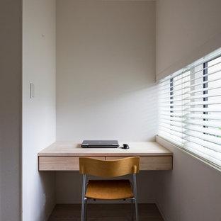 名古屋のモダンスタイルのおしゃれなホームオフィス・書斎の写真