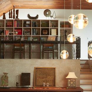 Идея дизайна: кабинет в восточном стиле