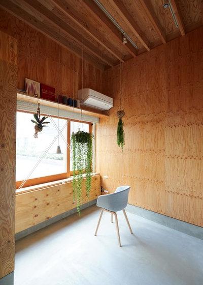 ホームオフィス・書斎 by 株式会社TENHACHI一級建築士事務所