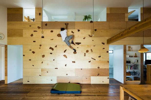 アジアン ファミリールーム by ツクリト建築設計事務所