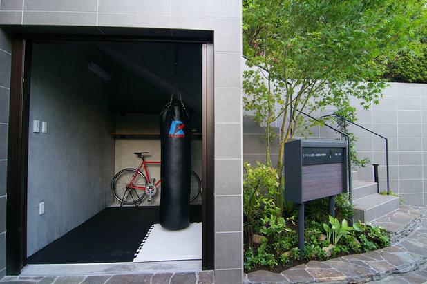 ミッドセンチュリー ホームジム by Sデザイン設計一級建築士事務所