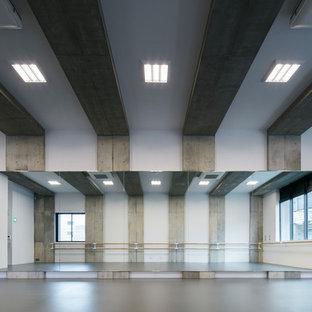 Industrial Fitnessraum in Tokio