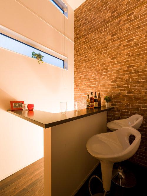 Piccolo angolo bar in casa angolo bar fai da te pallet beautiful botte mobile brasil botte - Angoli bar per casa ...