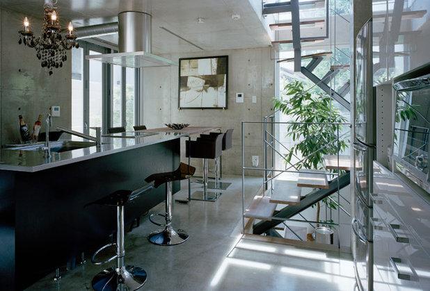 インダストリアル ホームバー by M+2一級建築士事務所