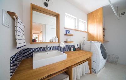 洗面所をすっきり清潔に使うための整理収納術