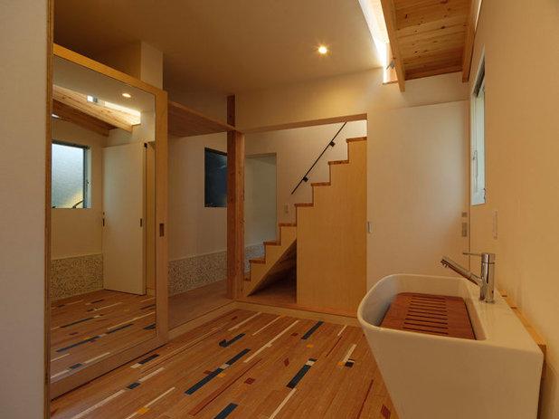 ランドリールーム by アキチ アーキテクツ 一級建築士事務所 Akiti architects