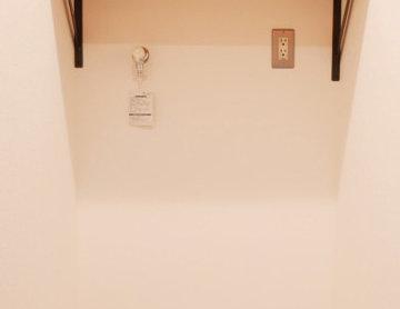 N様邸リノベーション 洗濯機置き場