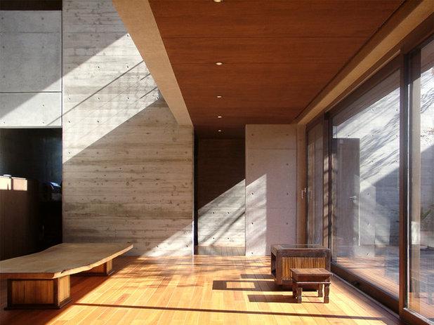 モダン リビング by 村上建築設計室