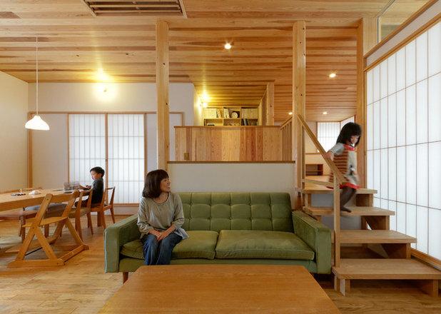 Asian Living Room アジアン リビングルーム