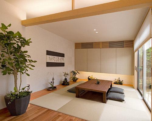 Asiatisches Wohnzimmer