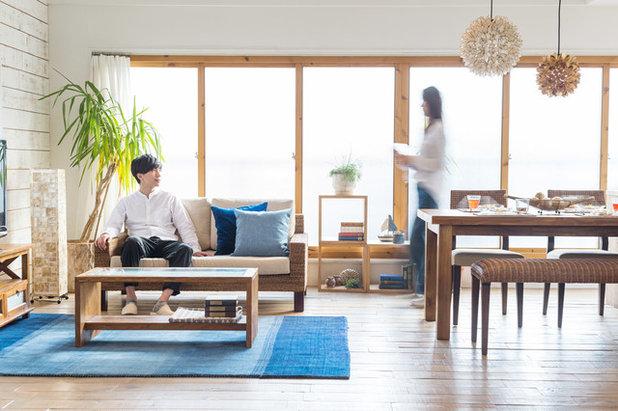 アジアン リビング by KAJA Resort Furniture