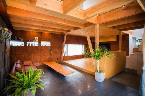 アジアン リビング by ZOYA Design Office