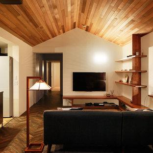 Rustikale Wohnzimmer In Japan Ideen Design Bilder Houzz