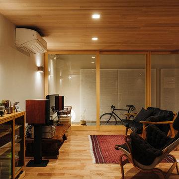 八本松の二世帯住宅リノベーション