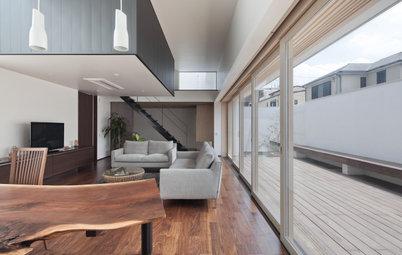プライバシーと開放感を両立した明るい暮らし。名古屋に建つ11の住まい