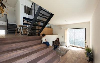 Casas Houzz: Una vivienda para volver a juntar a una familia