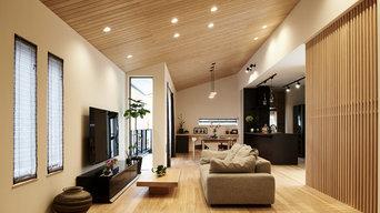 地檜の邸宅