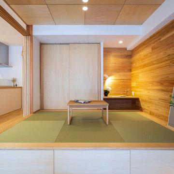 埼玉県志木市 木のマンションリノベーション