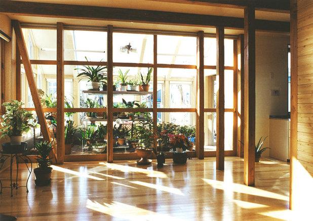 モダン リビング by ユミラ建築設計室