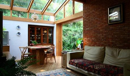 建築家が母にプレゼントした、愛情あふれる明るい住まい