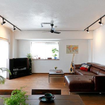"""好きな場所に自由に住まう-""""売りやすく住みやすい""""を中古リノベで-(マンション/apartment)"""