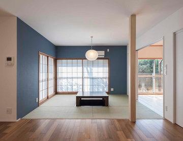 成城の家リノベーション