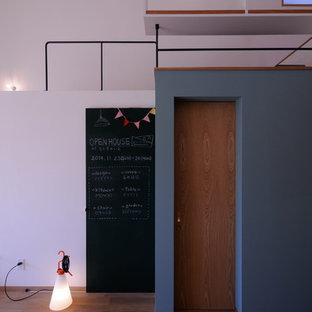 Skandinavisches Wohnzimmer in Sonstige