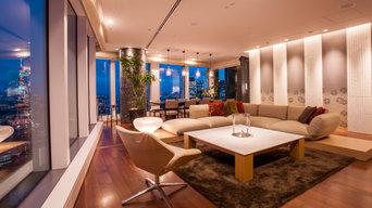 Condominium at Tokyo:タワーマンション 01