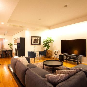 Condominium at Tokyo:タワーマンション 04