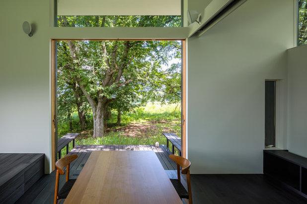 モダン リビング by Studio aula一級建築士事務所