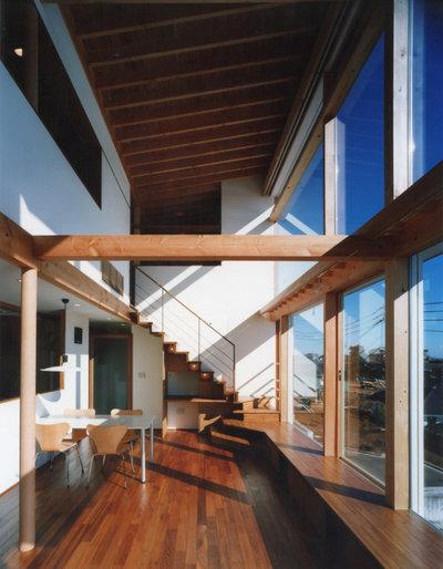 トロピカル リビング by 西島正樹/プライム PRIME  Inc.architecture & planning