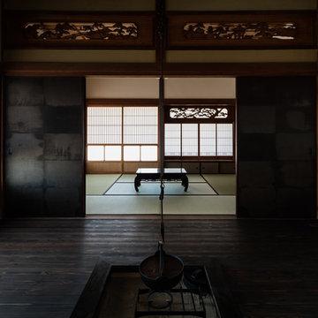 淡路島・Y邸の修理