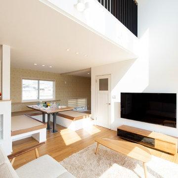理想のスタイルで快適に暮らせる家:T様邸(香川県高松市)