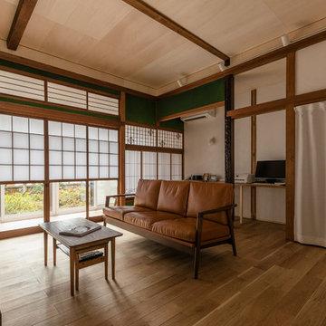 築48年戸建リノベ 既存を活かすた金沢の住まい