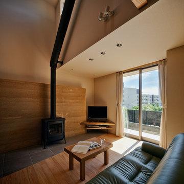 須磨の家 自然の素材に、つつまれて暮らす