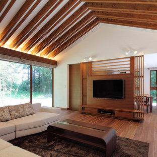 鹿島の森の家2015 リビング