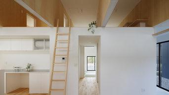 +αの空間が生活を豊かにする開放性の高い平屋_ロフト土間和室