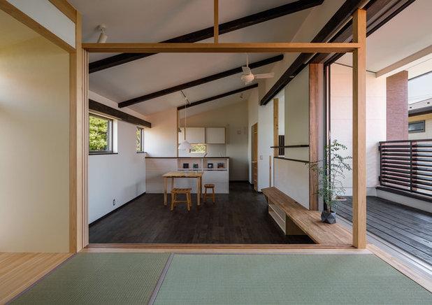 アジアン リビング by 小野育代建築設計事務所