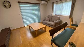 A邸新築 オンラインでインテリア相談~家具・カーテン・壁紙相談など