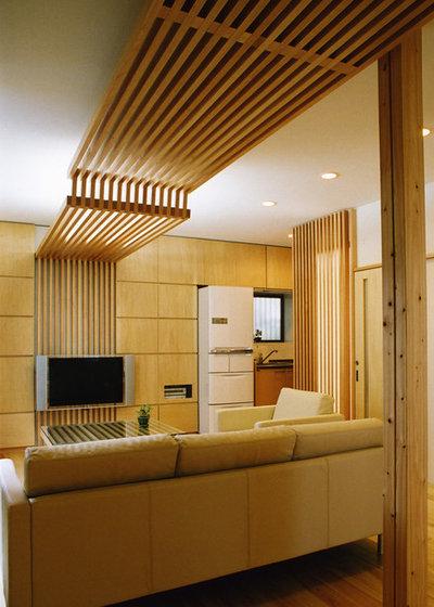 アジアン リビング by STUDIO AK 一級建築士事務所