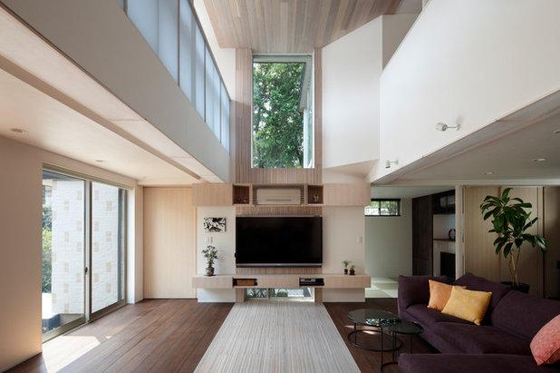 シャビーシック調 リビング by 長谷川建築デザインオフィス HasegawaDesign